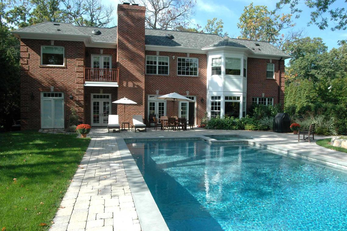 25 – 28 Montview Avenue – Pool