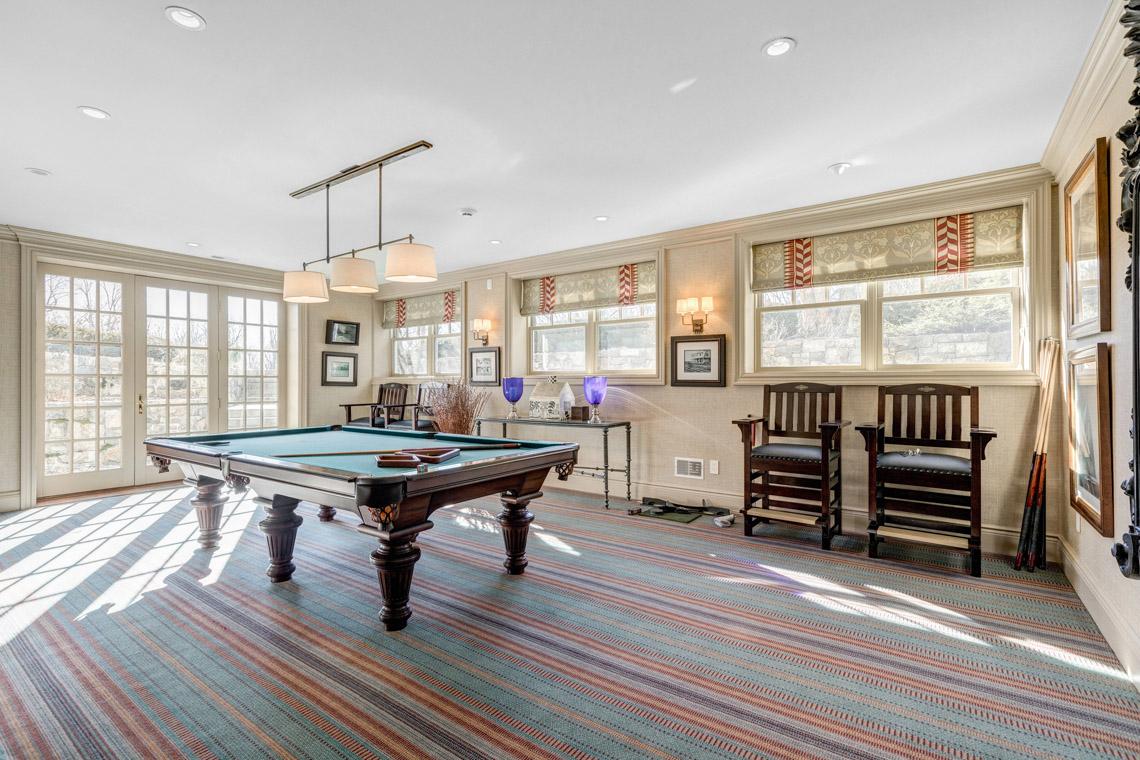 19 – 121 Lees Hill Road – Billiard Room