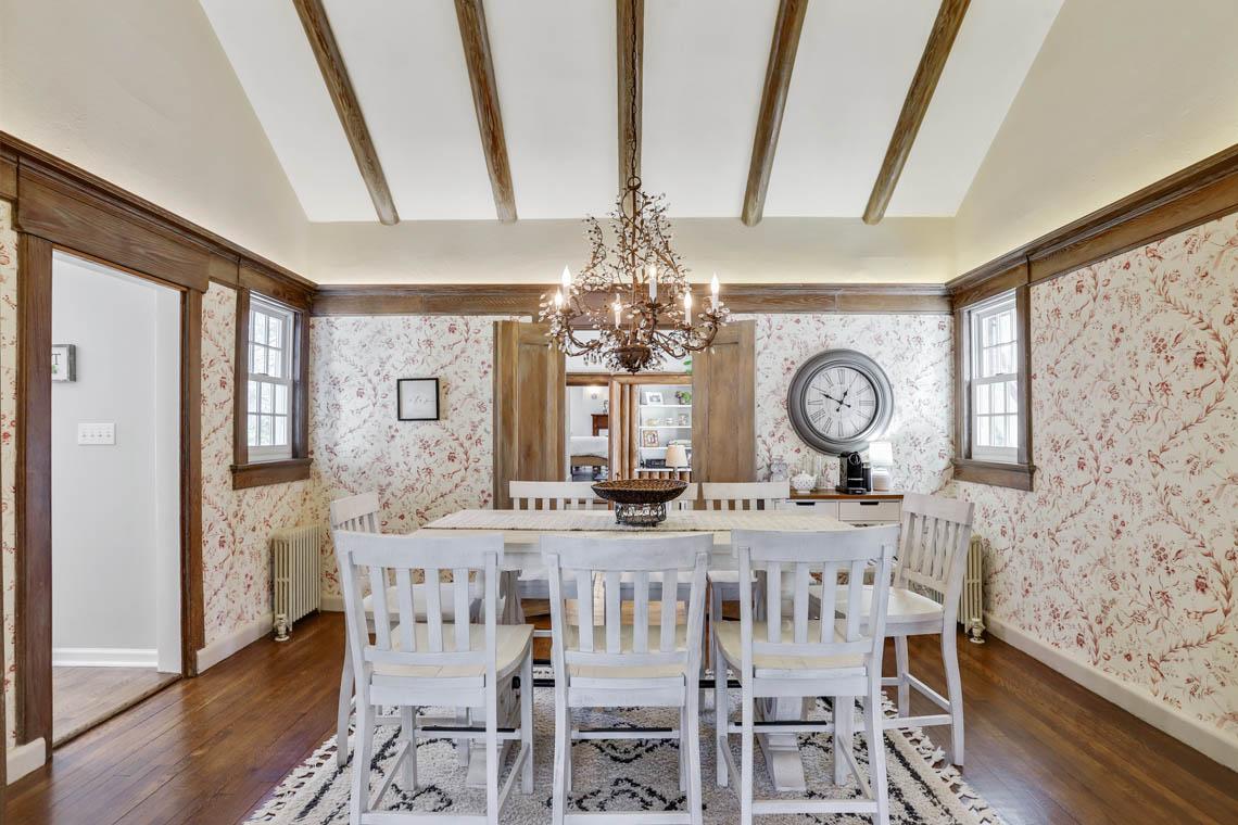 7 – 136 Hobart Avenue – Dining Room