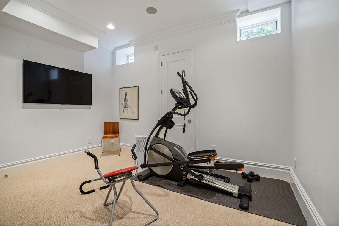 22 – 24 Delwick Lane – Exercise Room