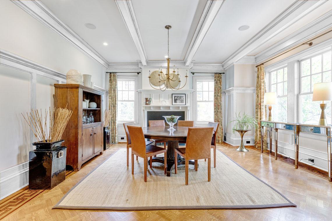 6 – 73 Oak Ridge Avenue – Dining Room