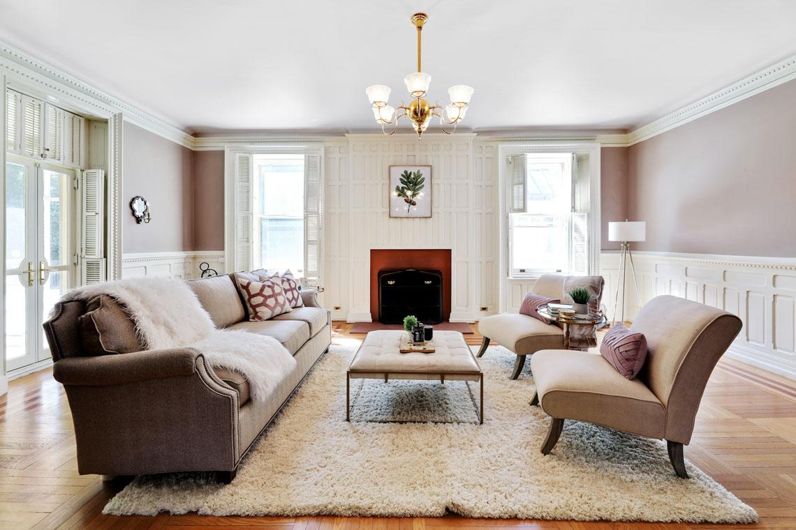 14 – 12 E Hartshorn Drive – Living Room