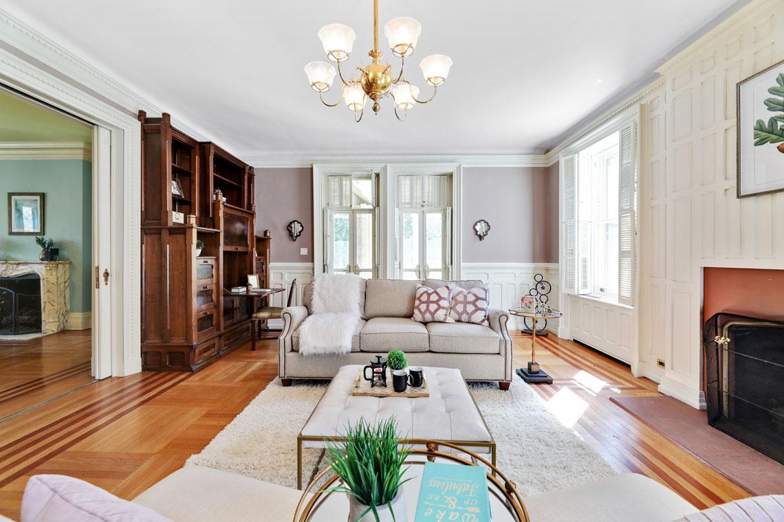 15 – 12 E Hartshorn Drive – Living Room