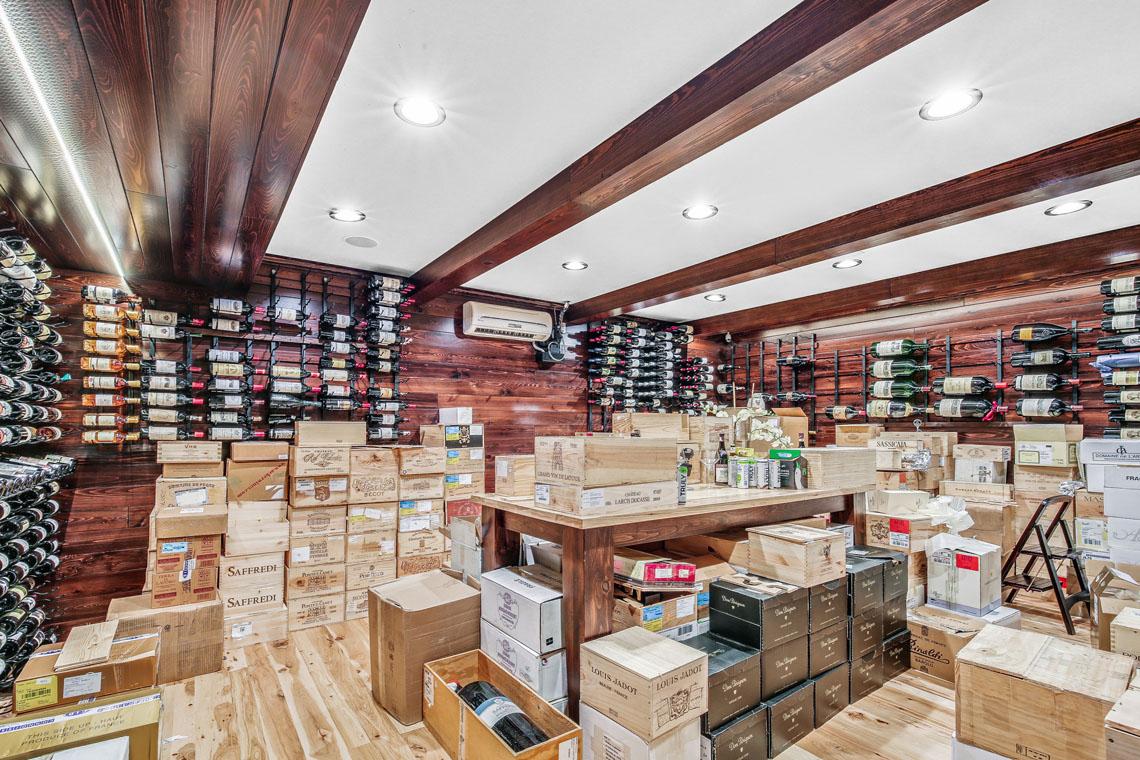 20 – 63 Addison Drive – World Class Wine Cellar
