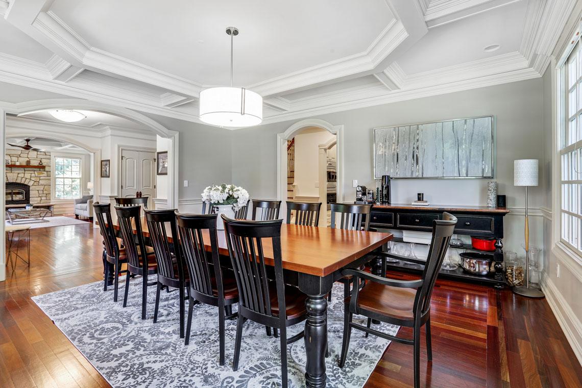 4 – 63 Addison Drive – Dining Room
