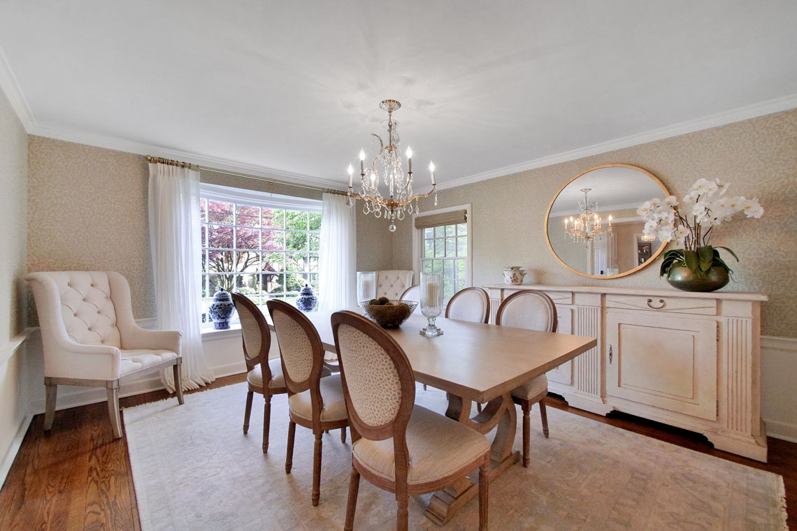 6 – 25 Barnsdale Road – Dining Room