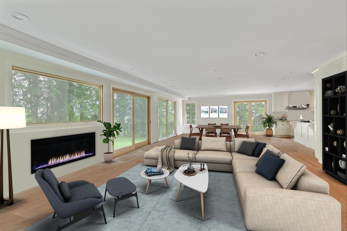 1 – 5 Farley Road – Family Room