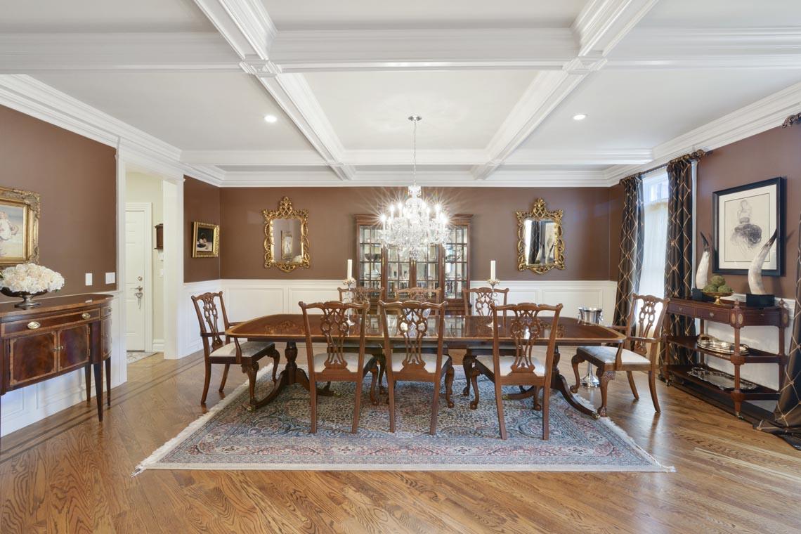 13 – 50 Hilltop Road – Dining Room