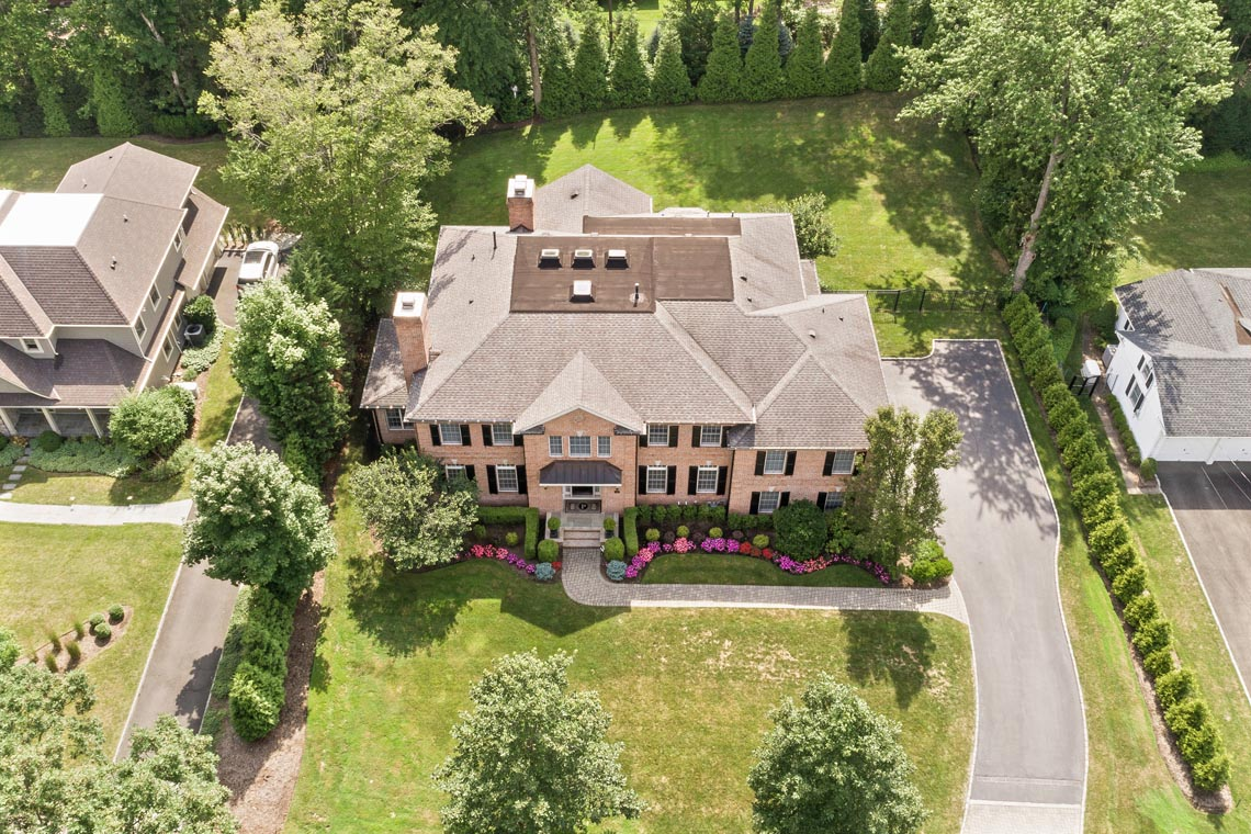 2 – 50 Hilltop Road – Aerial