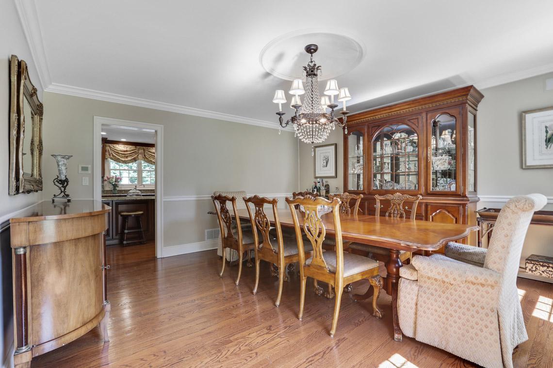 7 – 9 Troy Lane – Dining Room