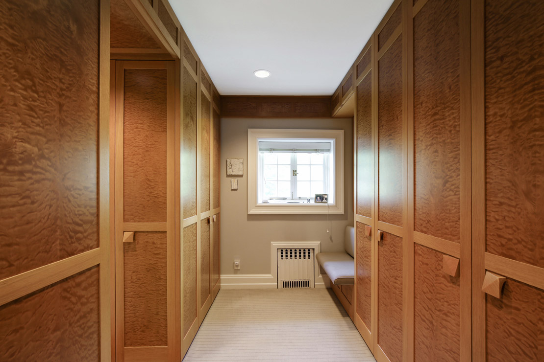 16 – 40 Minnisink Road – One of 2 Master Walk-in Closets