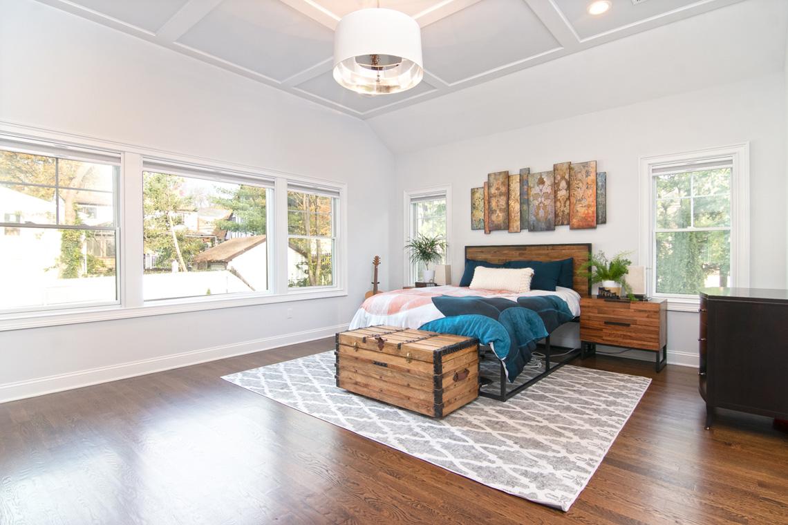 12 – 57 Locust Avenue – Master Bedroom