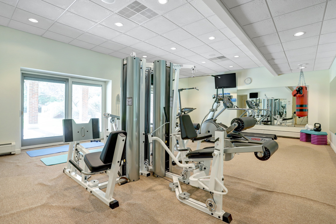 22 – 5 Pine Valley Way – Exercise Room