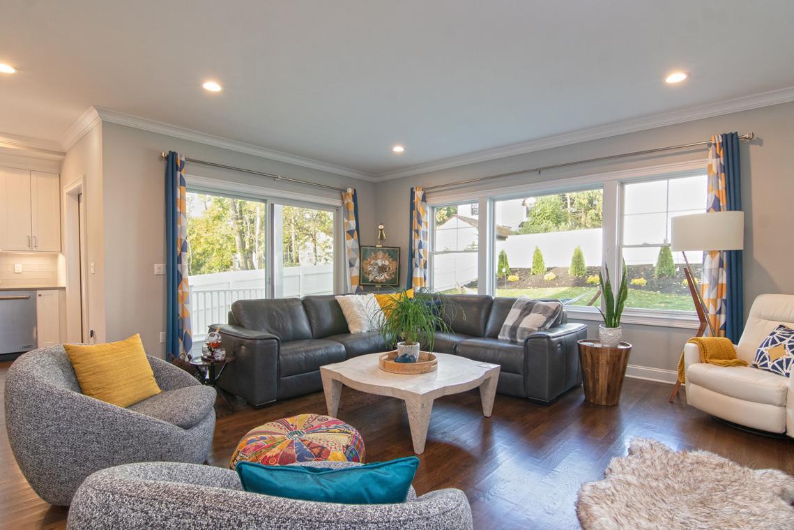 3 – 57 Locust Avenue- living room 2