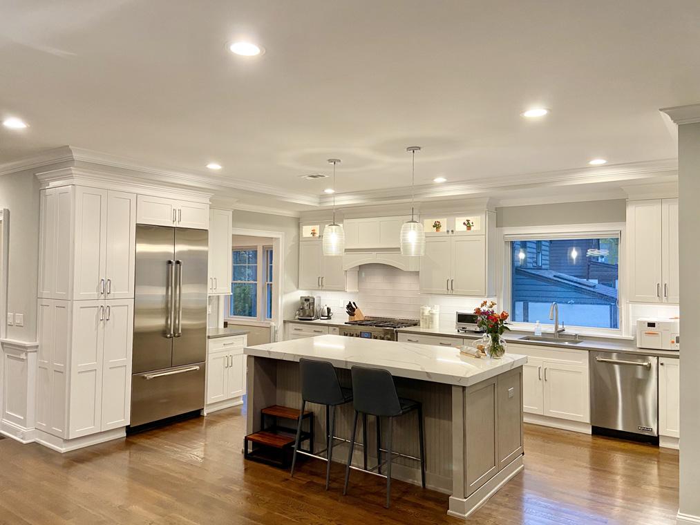 6 – 57 Locust Avenue – Whole Kitchen