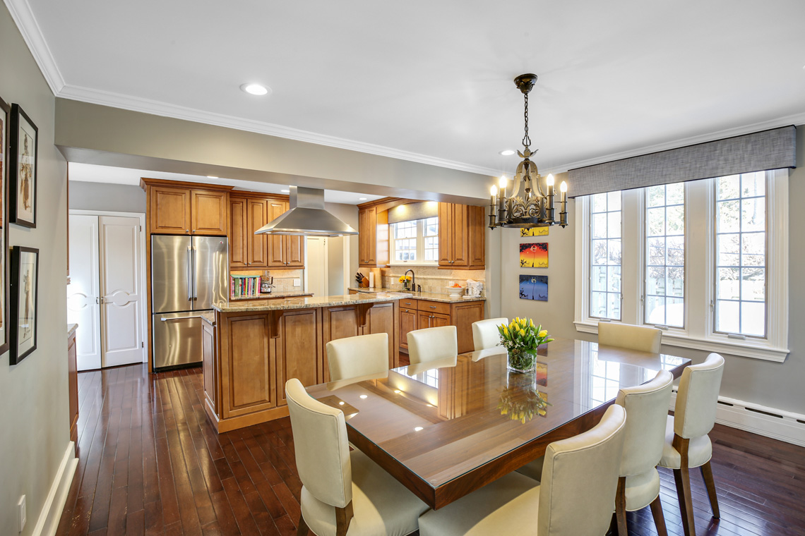7 – 17 Colonial Way – Eat-in Kitchen