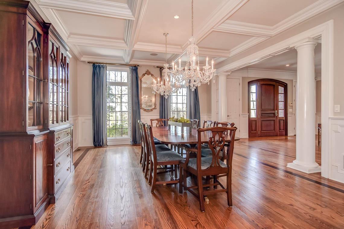 11 – 275 Hartshorn Drive – Dining Room