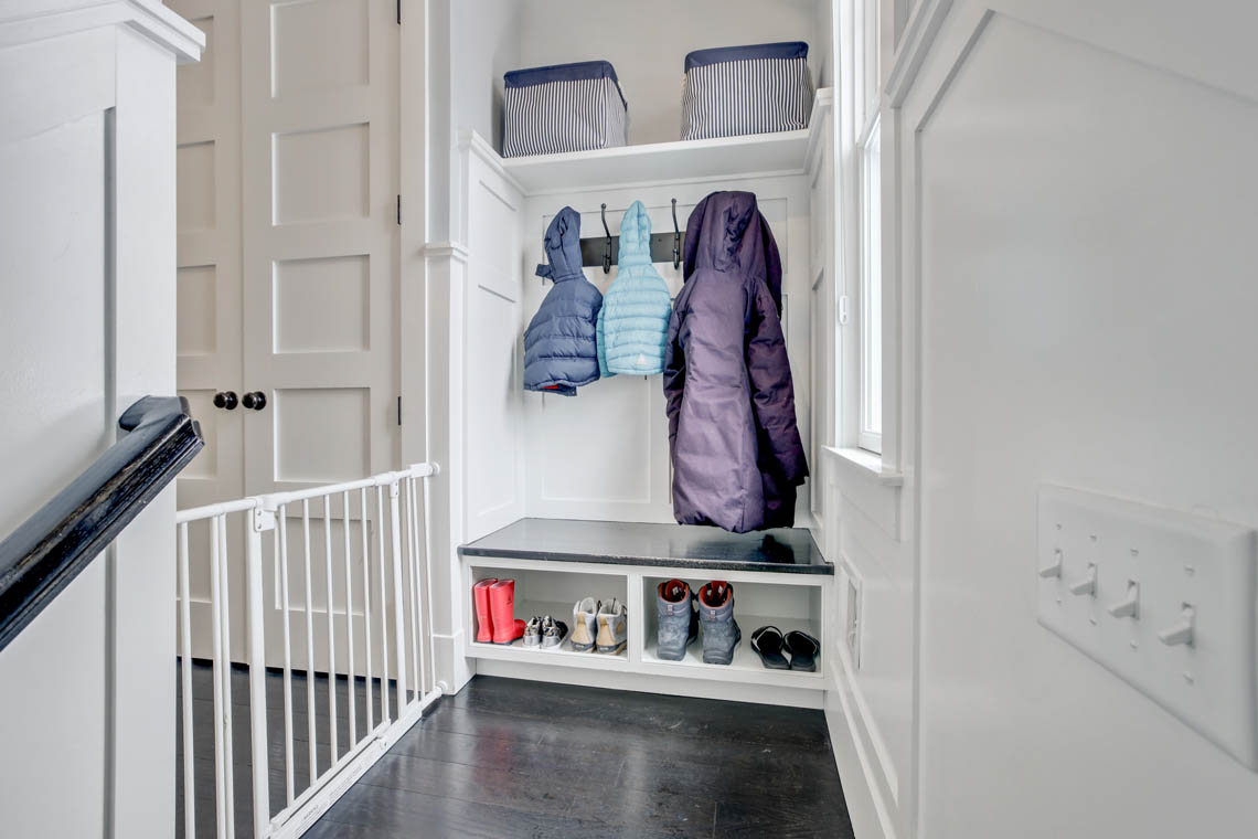 14 – 33 Parkview Terrace – Mudroom