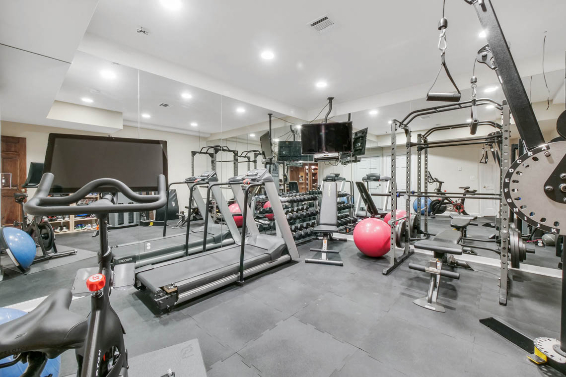 24 – 1 Pleasant Plains Road – Great Exercise Room