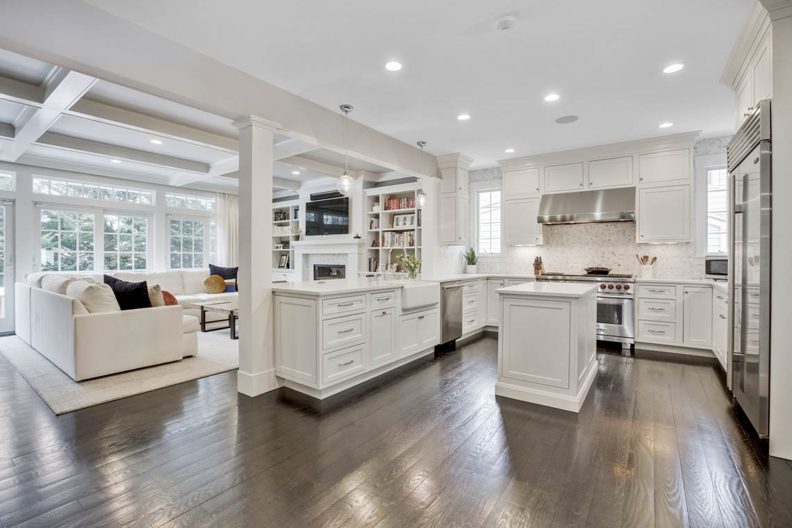 5 – 33 Parkview Terrace – Gourmet Eat-in Kitchen