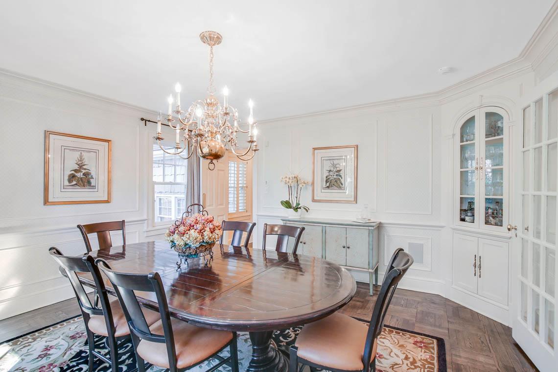 10 – 50 Grosvenor Road – Dining Room