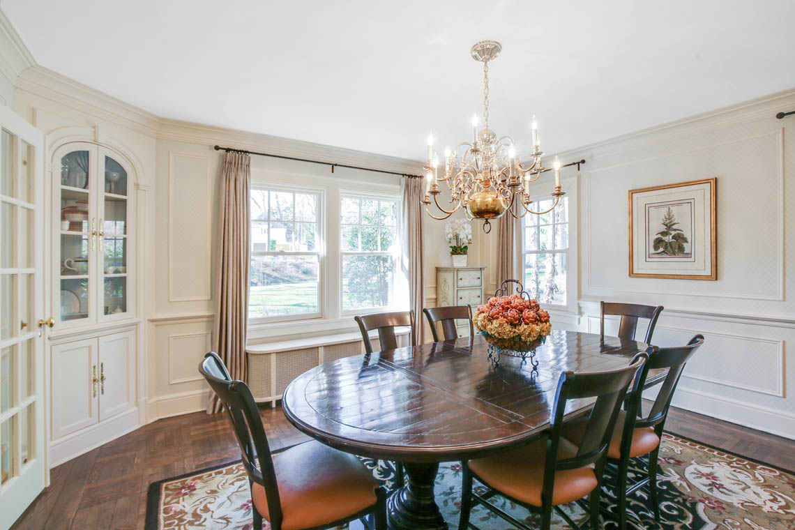 9 – 50 Grosvenor Road – Dining Room