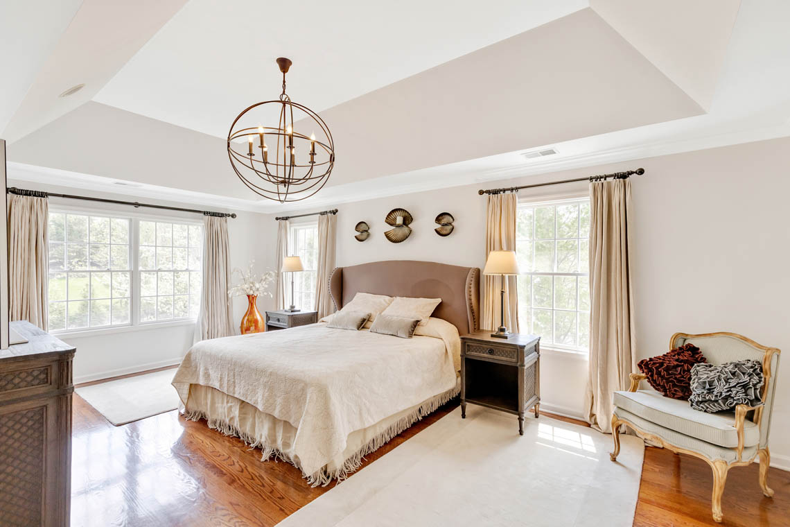13 – 11 Heritage Road – Master Bedroom