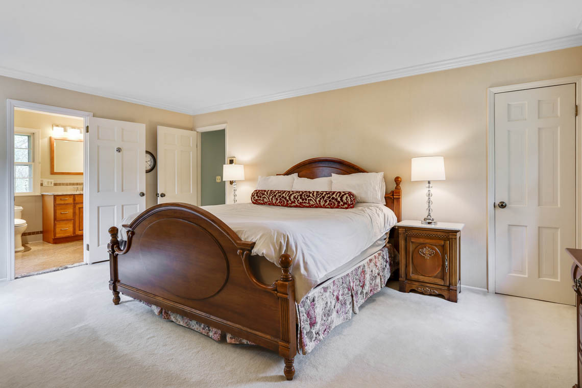 15 – 335 Long Hill Drive – Master Bedroom