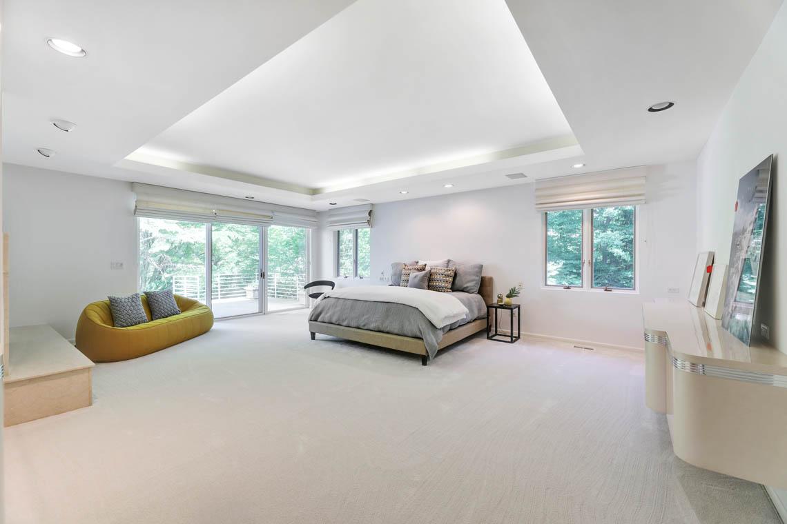 17 – 261 Hartshorn Drive – Master Bedroom