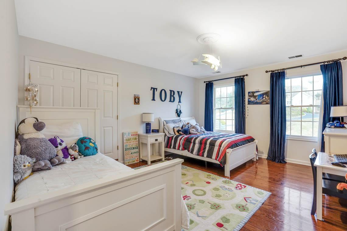 19 – 11 Heritage Road – Bedroom