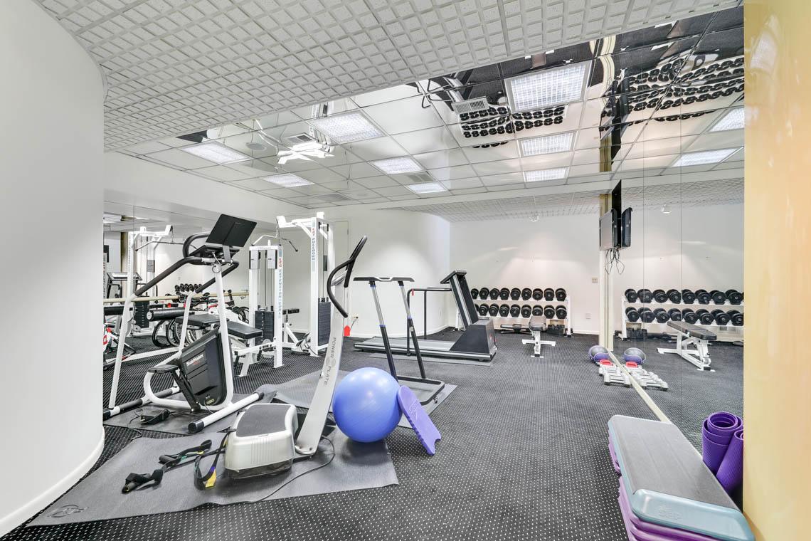20 – 261 Hartshorn Drive – Exercise Room