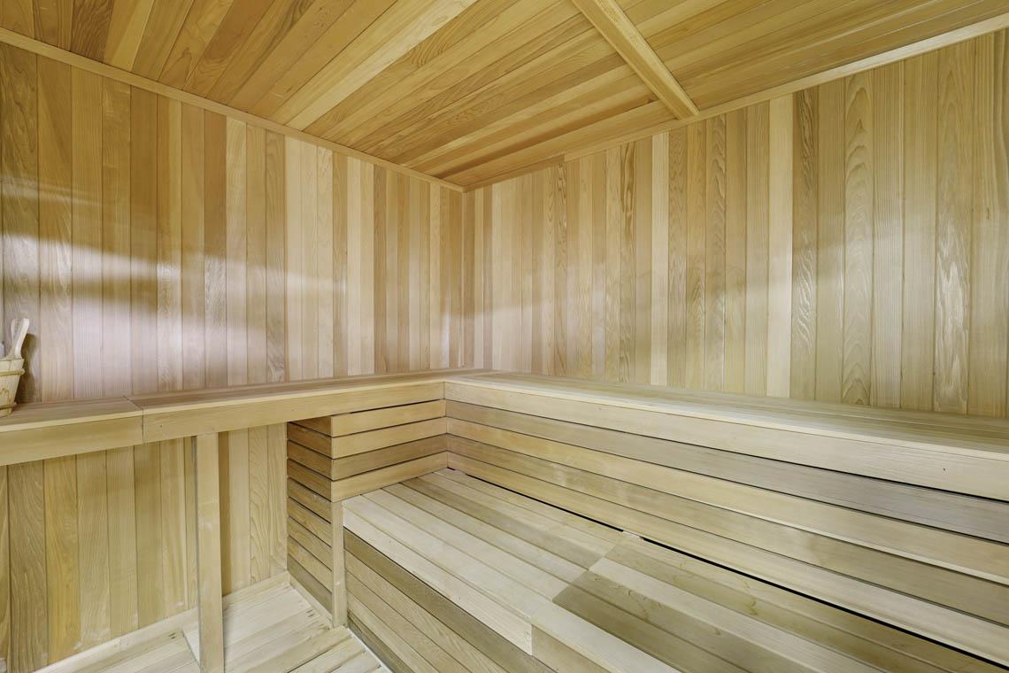 23 – 261 Hartshorn Drive – Sauna