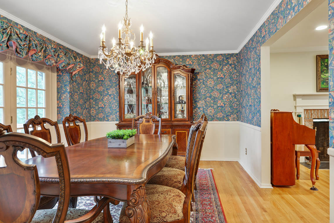 6 – 335 Long Hill Drive – Dining Room