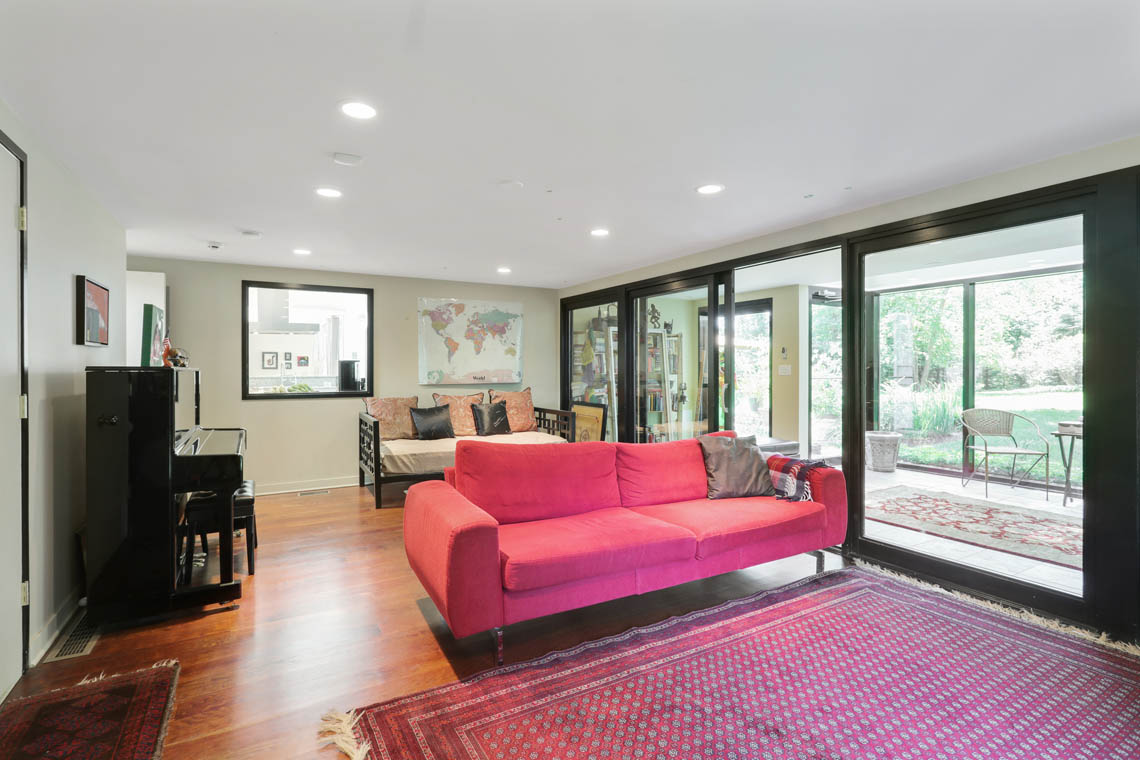 11 – 39 Delwick Lane – Playroom with Sliders to Sunroom