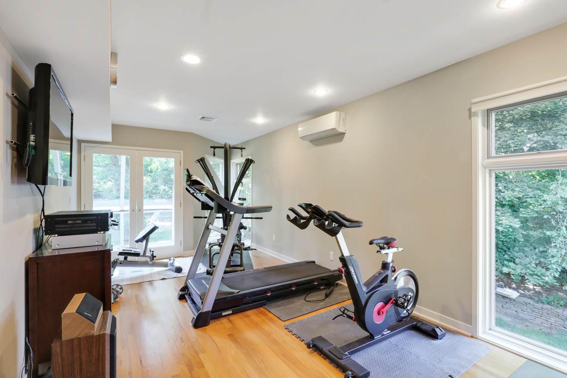 19 – 39 Delwick Lane – Exercise Room