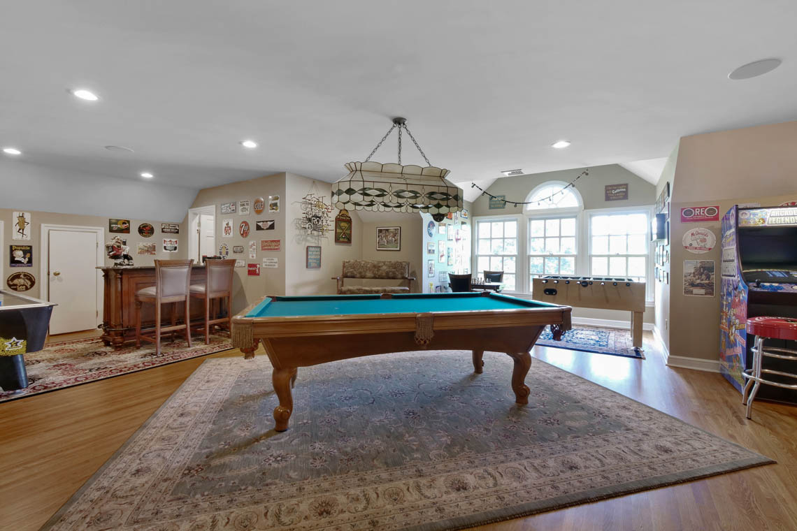 20 – 3 Winston Farm Lane – Game Room