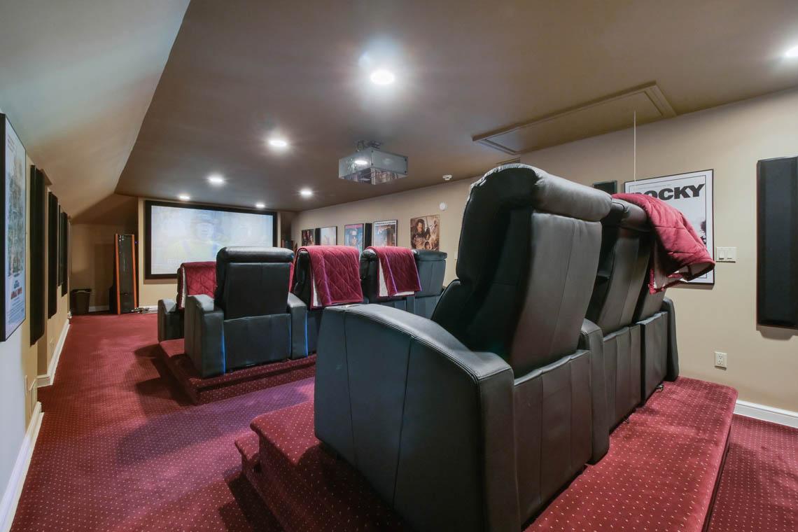 21 – 3 Winston Farm Lane – Movie Theater