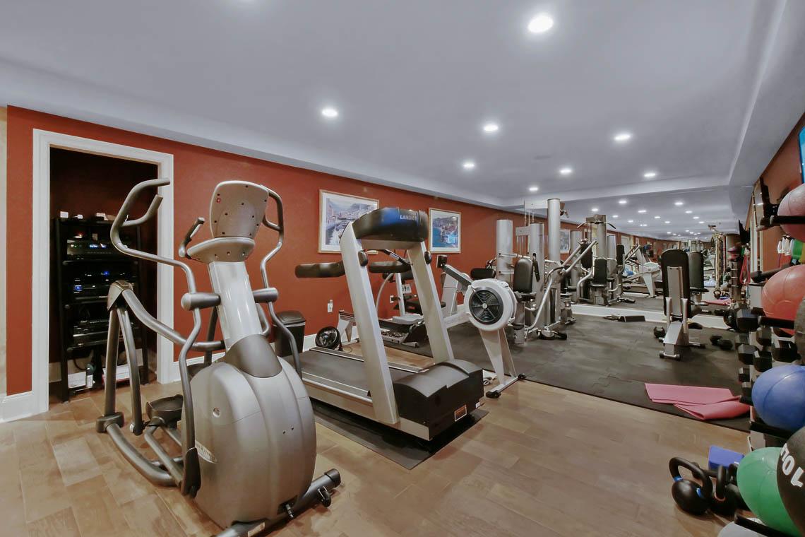 22 – 3 Winston Farm Lane – Exercise Room