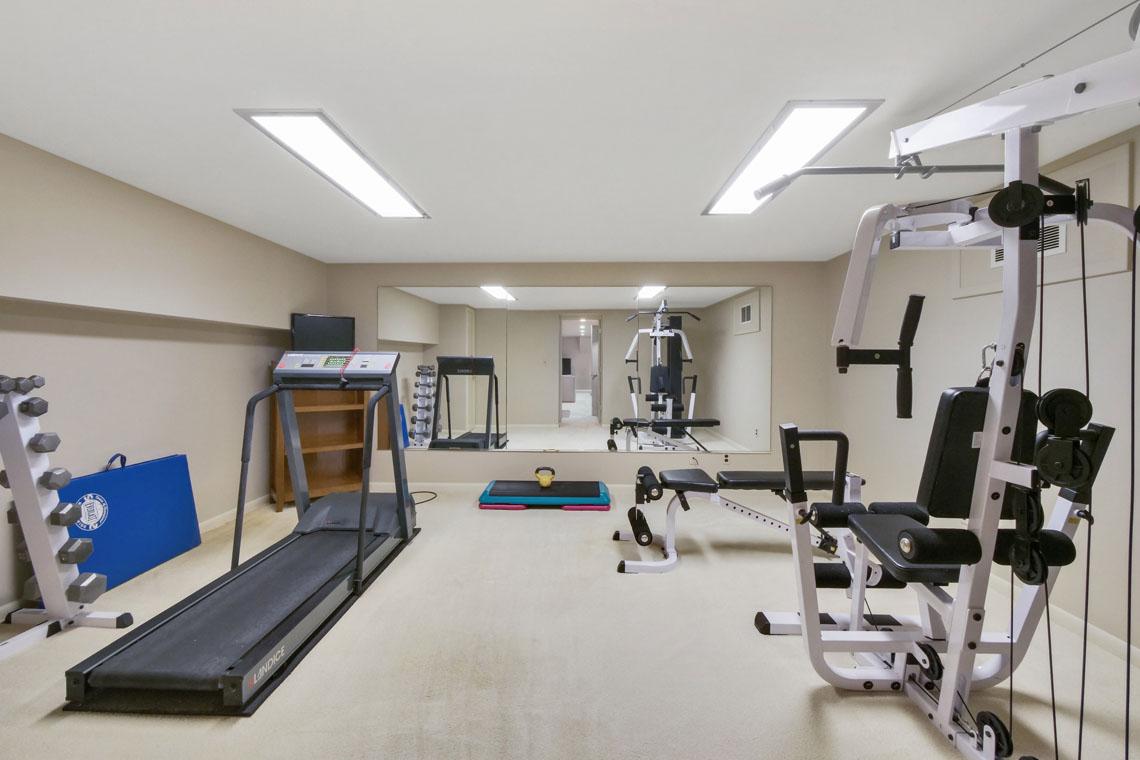 24 – 2 Cayuga Way – Exercise Room