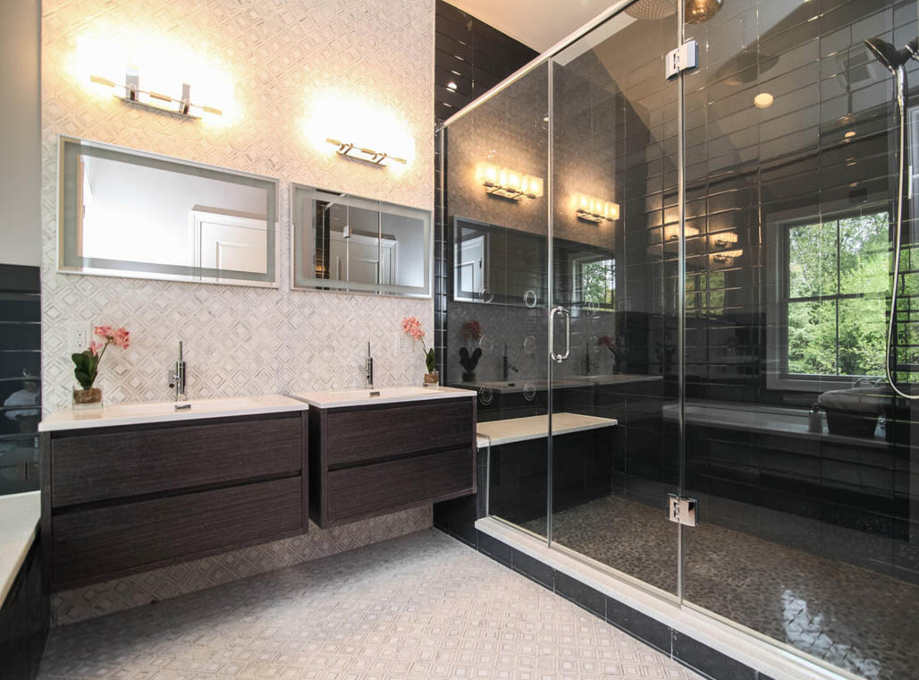 18 – 368 Old Short Hills Road – Spa-like Primary Bath