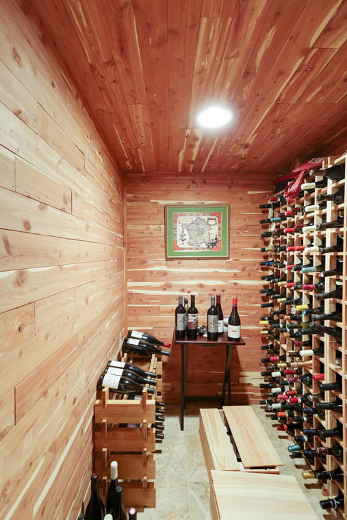 23 – 170 Long Hill Drive – New Wine Cellar