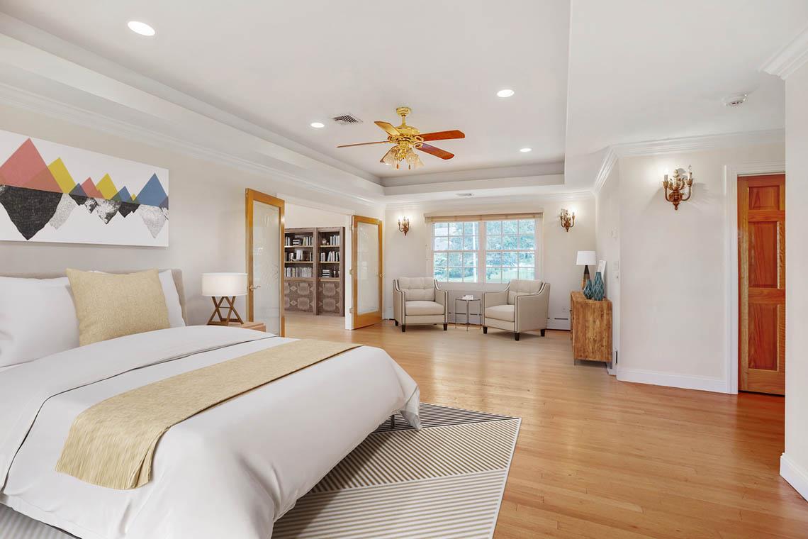 14 – 5 Dorison Drive – Primary Bedroom