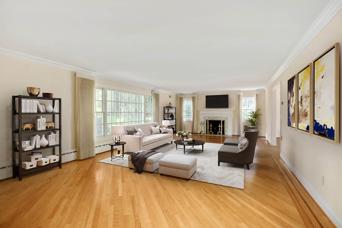 4 – 5 Dorison Drive – Living Room