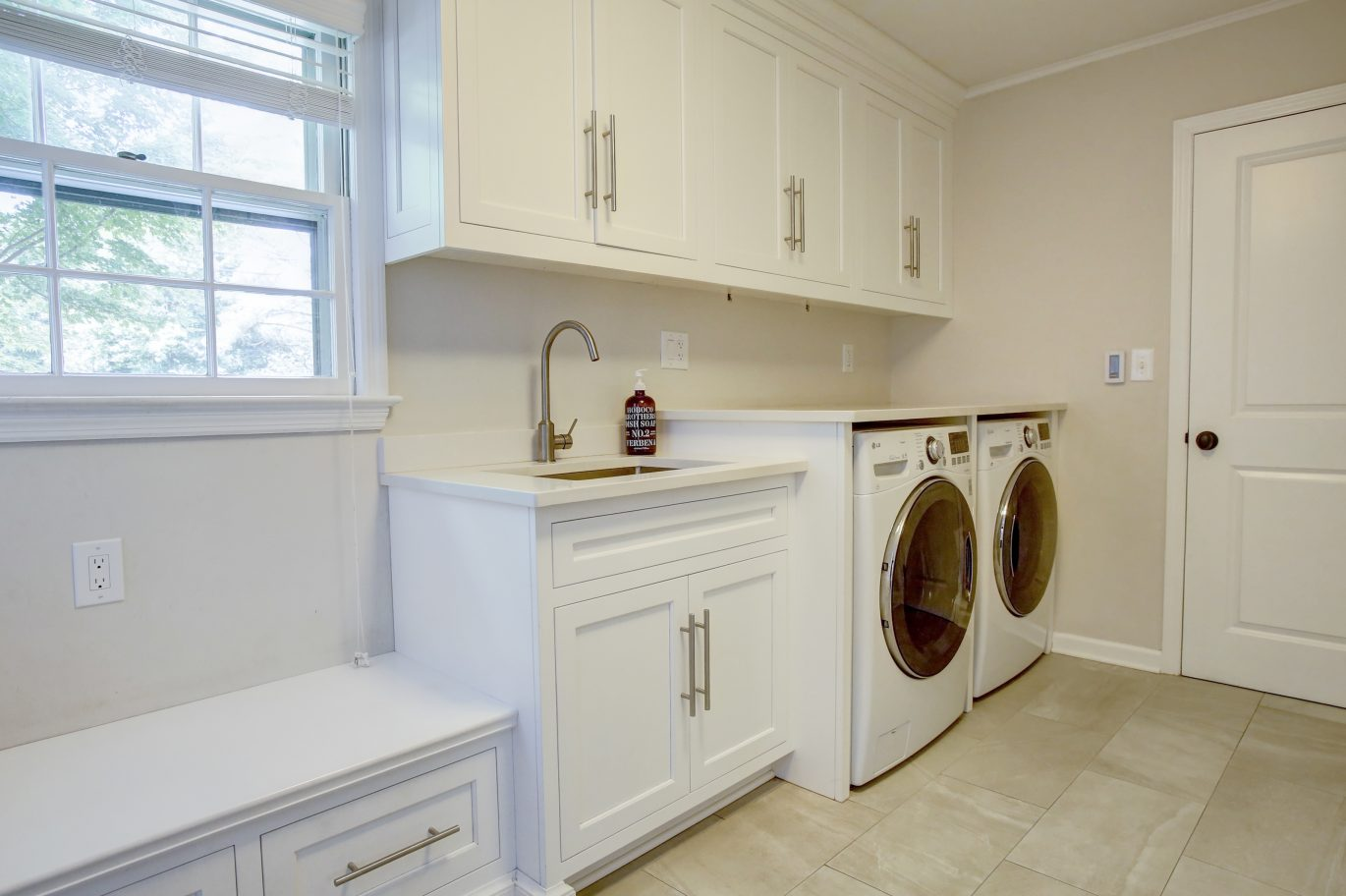 10 – Laundry Room, right off the Kitchen – 26 Randall Drive