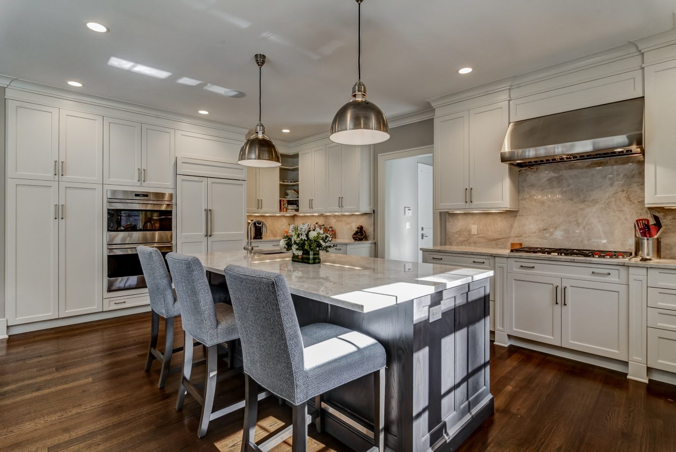 10 – Gourmet Eat-in Kitchen – 20 Troy Drive, Example of Most Recent Project from Builder