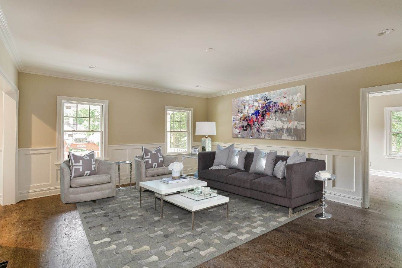 11 – 110 Farley Road – Living Room