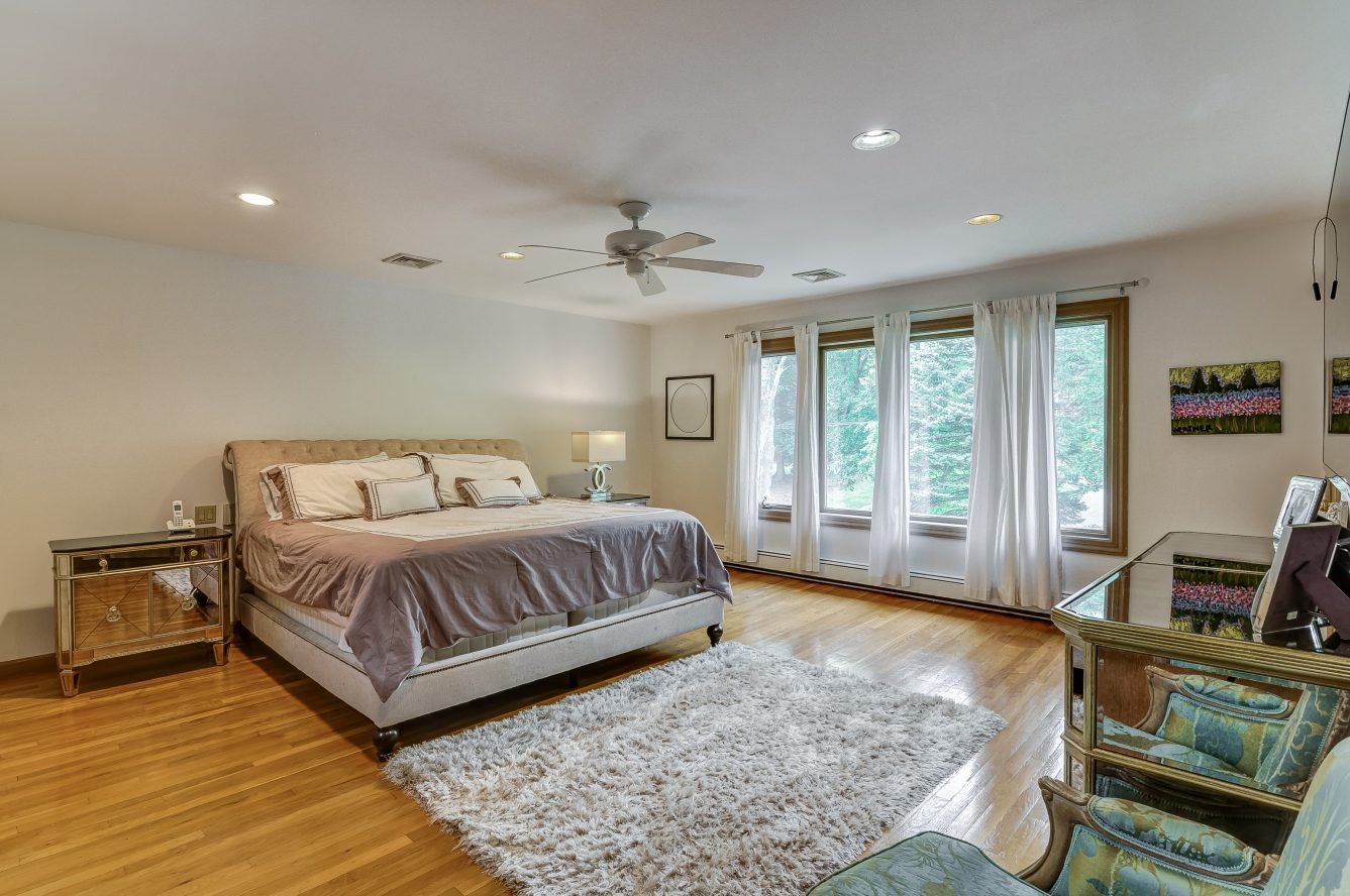 11 – 80 Hillside Avenue – Master Bedroom
