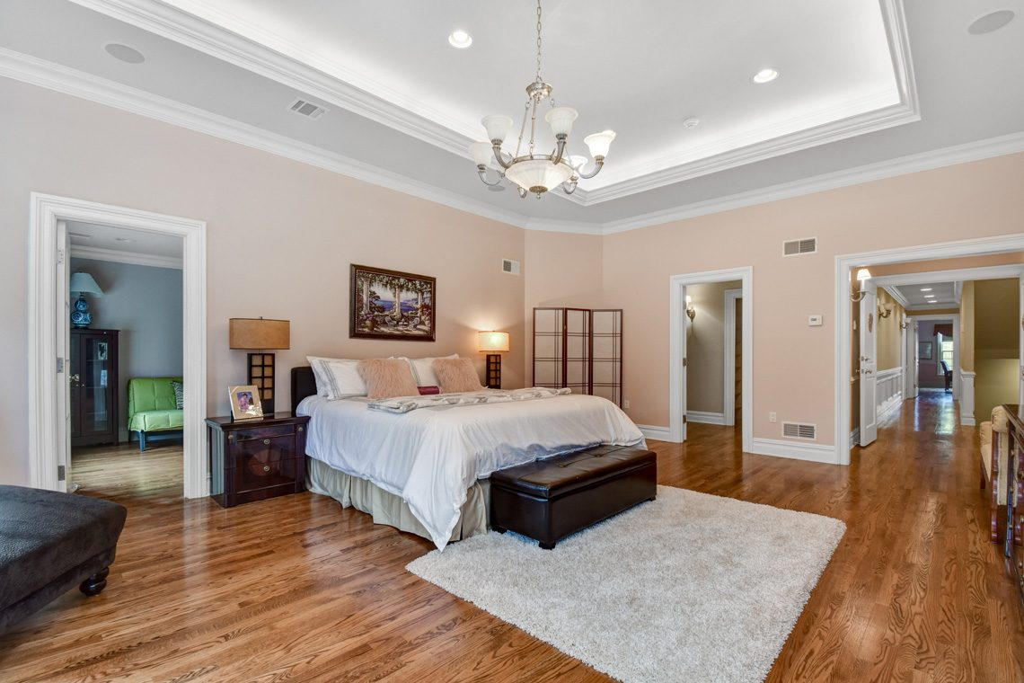12 – 46 Great Hills Terrace – Master Bedroom