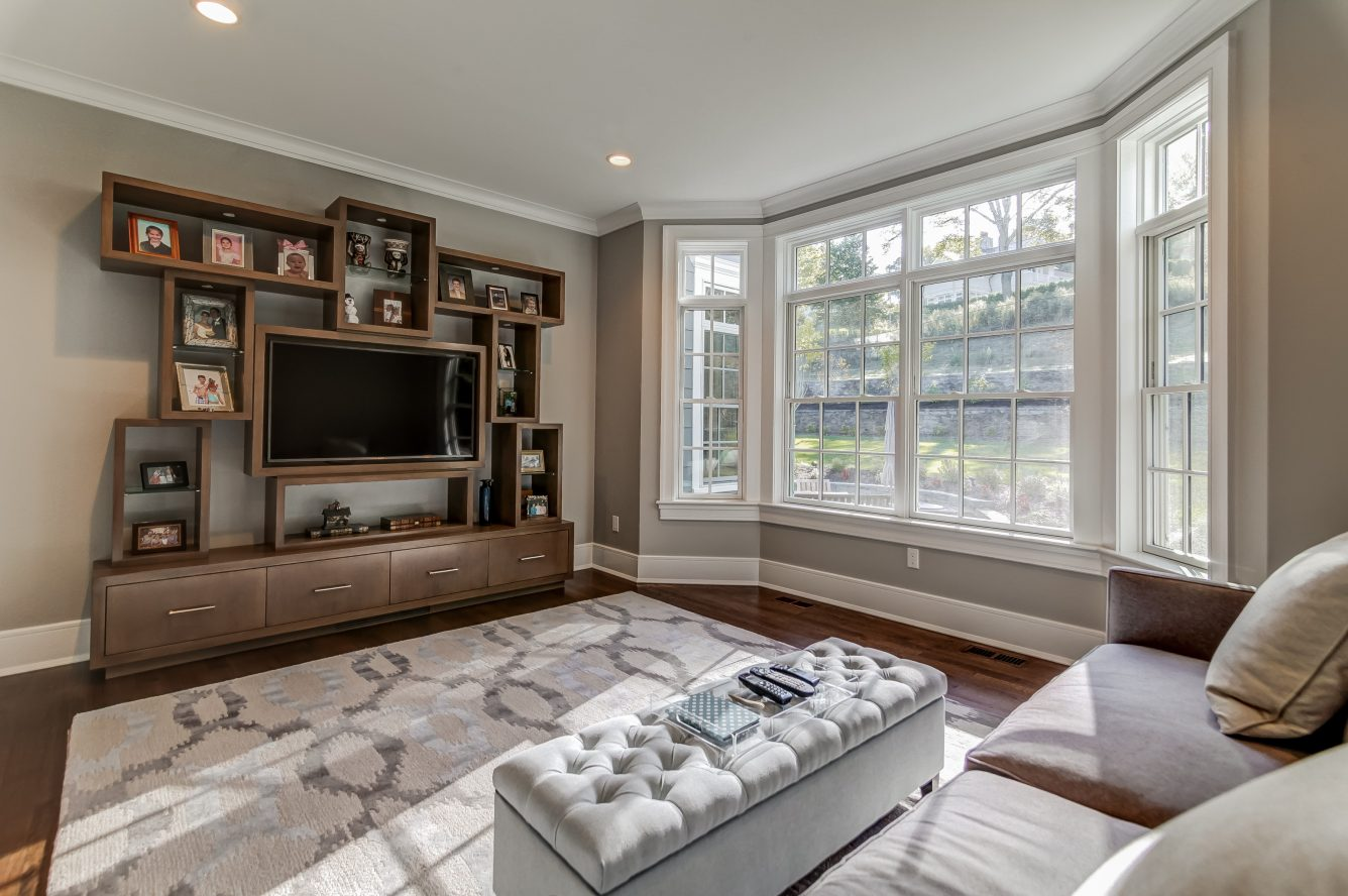 13 – Gorgeous Den – Potential In-law Suite – 20 Troy Drive, Example of Most Recent Project form Builder