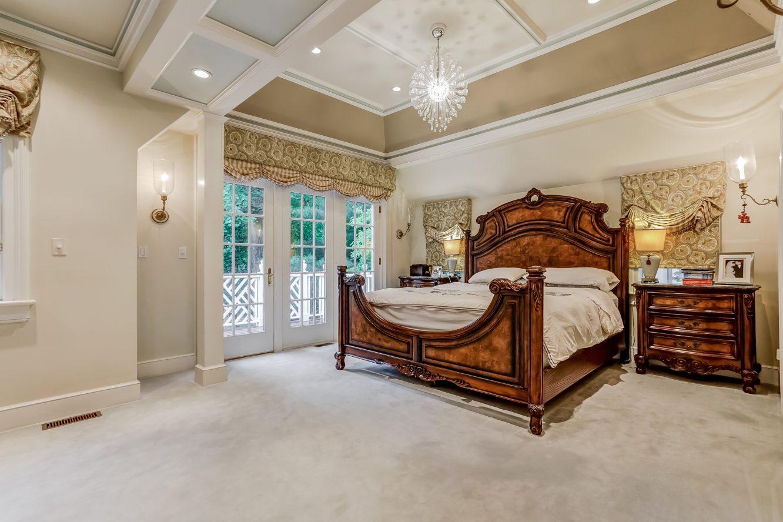 14 – 2 Tall Pine Lane – Master Bedroom